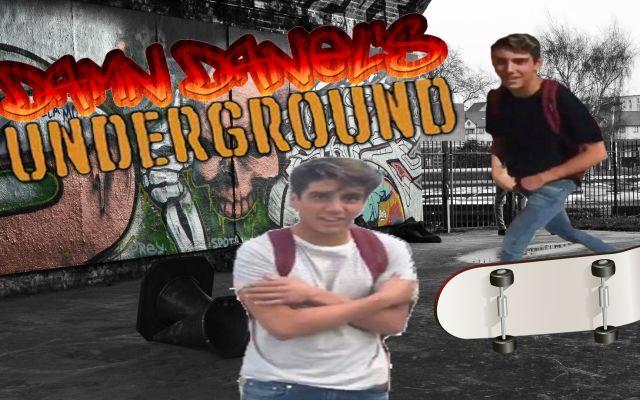 Activision Announces Damn Daniel's Pro Skater Underground