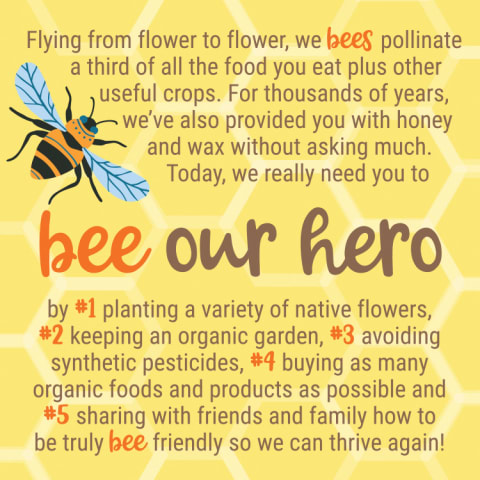 bee do-good tags