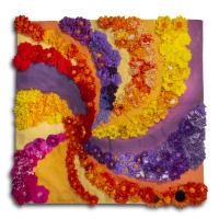 Flower Swirl - Abstract