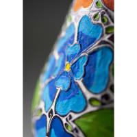 Fancy Flower Bouquet - Gourd Art