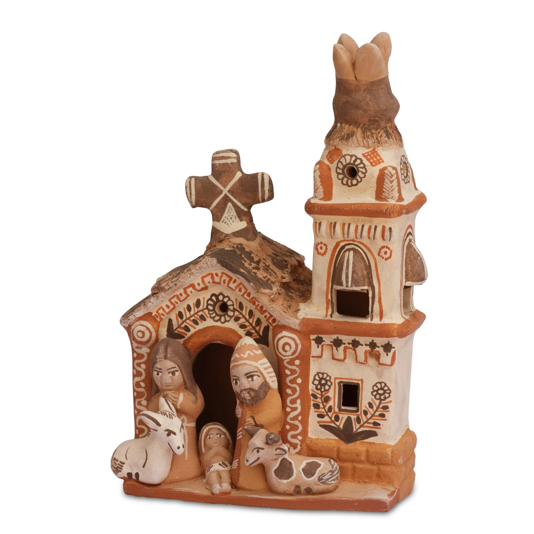 Nativity & Church Small