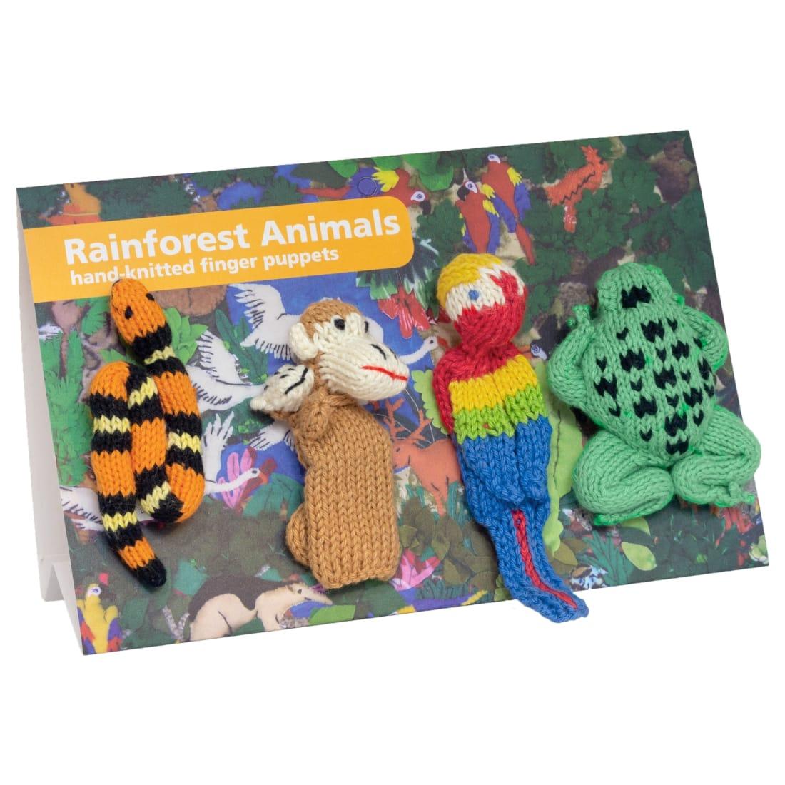 USP652B Rainforest Story Pack