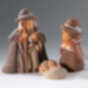 FIN344S Ayacucho Nativity