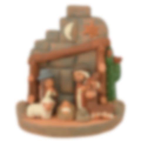 FVN152S Incan Creche
