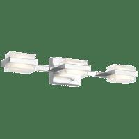 Kamden 3-Light Bath  3 Standard Chrome 3000K 90 CRI LED 90 CRI 3000k 120v