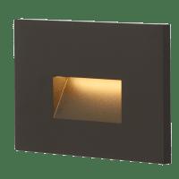 Ikon Outdoor Step Light bronze 2700K/3000K Selectable 90 CRI 12V
