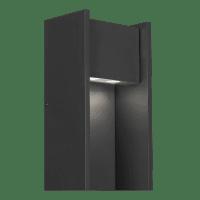 Zur 18 Outdoor Wall Black 3000K 90 CRI None