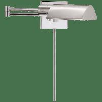 Studio Swing Arm Wall Light in Polished Nickel