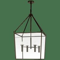 Cochere Large Lantern in Bronze