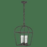 Stonington Small Lantern Smith Steel