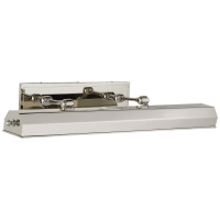 """Dorchester 30"""" Picture Light in Polished Nickel"""