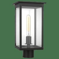 Freeport Medium Outdoor Post Lantern Heritage Copper