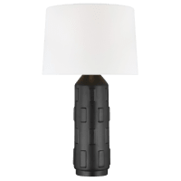 Morada Large Table Lamp Coal Bulbs Inc