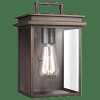 Glenview Extra Small Lantern Antique Bronze