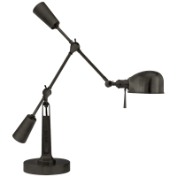 RL '67 Boom Arm Desk Lamp in Bronze