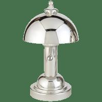 Totie Task Lamp in Polished Nickel