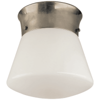 Perry Ceiling Light in Antique Nickel