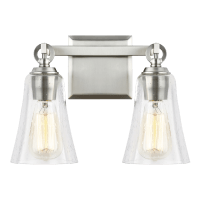 Monterro 2 - Light Vanity Satin Nickel