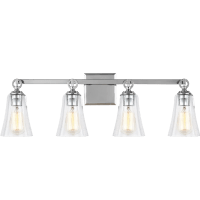 Monterro 4 - Light Vanity Chrome