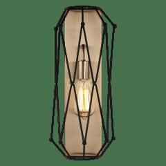 Zarra One Light Wall / Bath Sconce Satin Brass