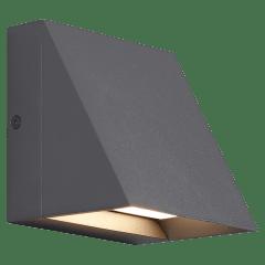 Pitch Single Outdoor Wall Single Charcoal 2700K 80 CRI