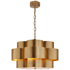 Arabelle Hanging Shade in Gild