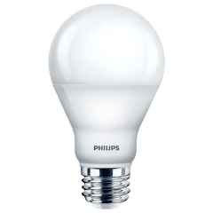 8.8W A19 Frosted LED Dimmable E26 800lm 120V Medium Base