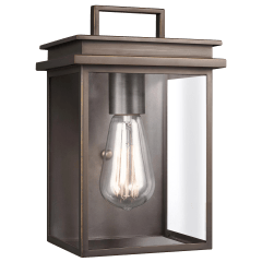 Glenview Extra Small Lantern Antique Bronze