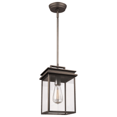 Glenview Pendant Antique Bronze