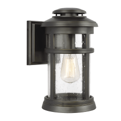 Newport Small Lantern Antique Bronze
