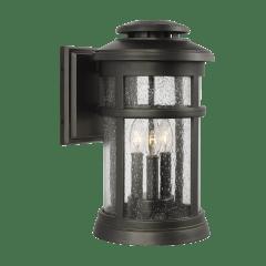 Newport Medium Lantern Antique Bronze