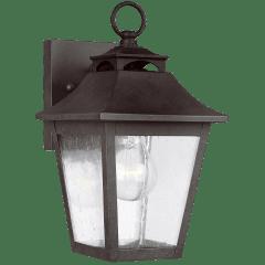 Galena Extra Small Lantern Sable