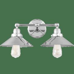 Hooper 2 - Light Vanity Chrome