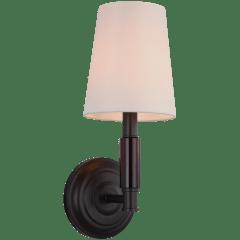 Lismore 1 - Light Sconce Oil Rubbed Bronze