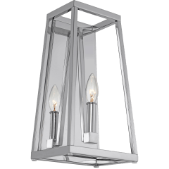 Conant Wall Sconce Chrome
