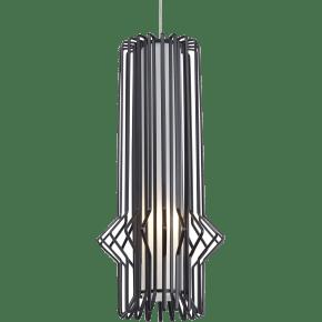 Mini Syrma Pendant MonoPoint Matte Black Satin Nickel 3000K 100 CRI 12 volt halogen (t20)