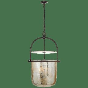 Lorford Smoke Bell Lantern Circa Lighting