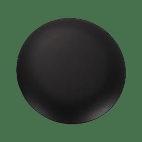 DiscusBlankingPlate-Black Matte Black