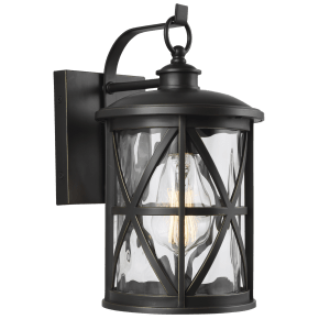 Millbrooke Extra Small Lantern Antique Bronze