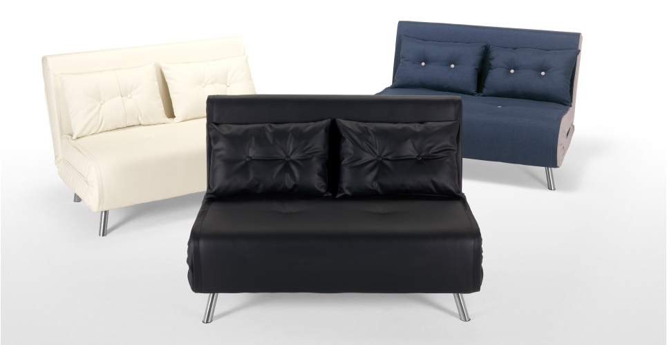 haru kleines schlafsofa cygnetgrau. Black Bedroom Furniture Sets. Home Design Ideas