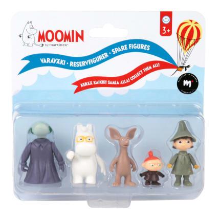 Moomin The Moomin's Friends Figures