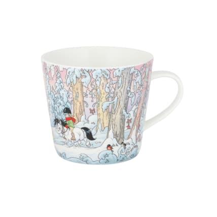 Lena Furberg Bandit Christmas Mug Winter
