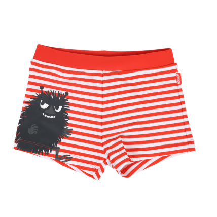 Moomin Stinky Trunks red/white