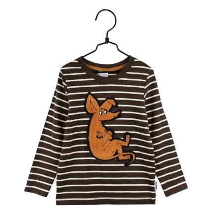 Moomin Sniff Shirt brown