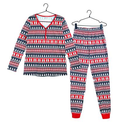 Moomin Moomin Xmas Pyjamas Women's red