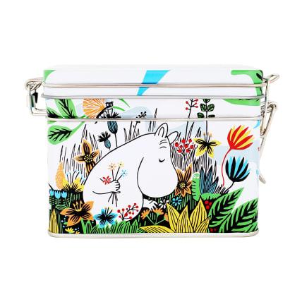Moomin In the Meadow Tea Tin