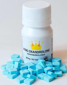 Oxandrolona - King Pharm - 20mg (50caps)