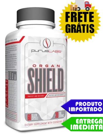 Organ Shield (60 cápsulas) - Purus Labs