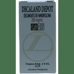 Decaland - Nandrolona - Landerlan - 200mg