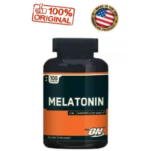 Melatonina 3mg - Optimum 100caps